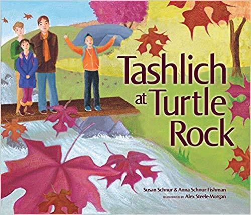 Judaism - Rosh Hashanah - Tashlich at Tu