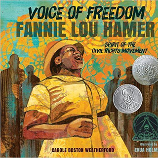 Voice of Freedom - Fannie Lou Hamer - Th