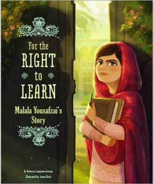 For the Right to Learn - Malala Yousafza