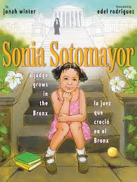 Sonia Sotomayor- A Judge Grows in the Br