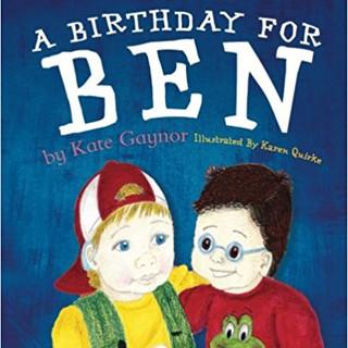 Hearing - A Birthday for Ben - Children