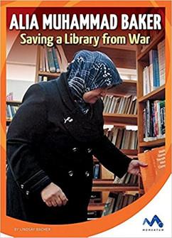 Alia Muhammad Baker - Saving a Library f