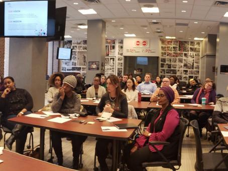 A Weekend of Workshops on Addressing Anti-Black Racism in Schools