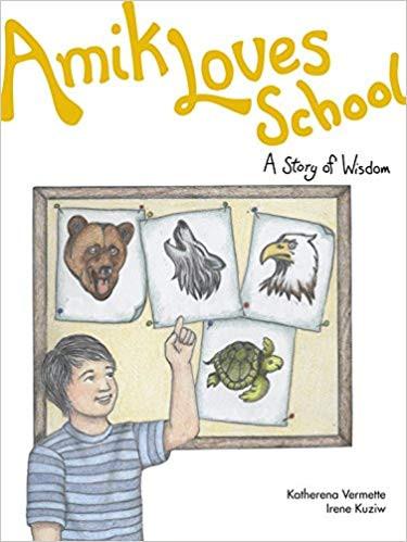 Amik Loves School - A Story of Wisdom