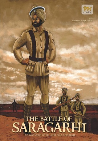 Sikhism - Battle of Saragarhi, The.jpg