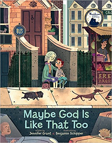 Christianity - Maybe God Is Like That To