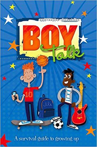 Boy Talk - A Survival Guide to Growing U