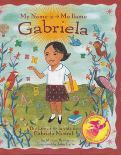 My name is/Me llamo Grabriela