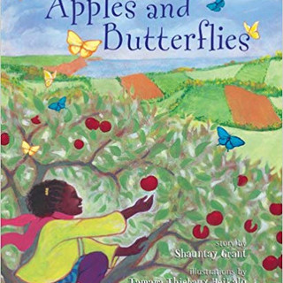 Apples and Butterflies - A Poem for Prin