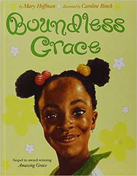 Boundless Grace - Sequel to Amazing Grac