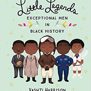 Little Legends - Exceptional Men in Blac