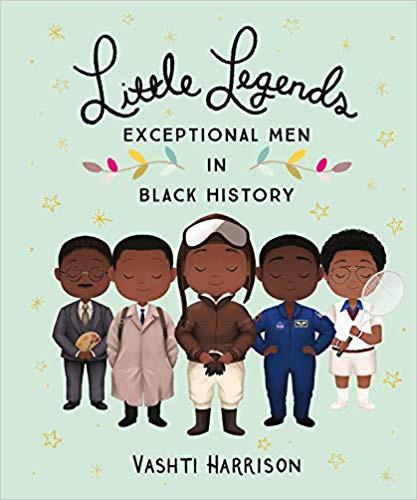 Little Legends - Exceptional Men in Black History
