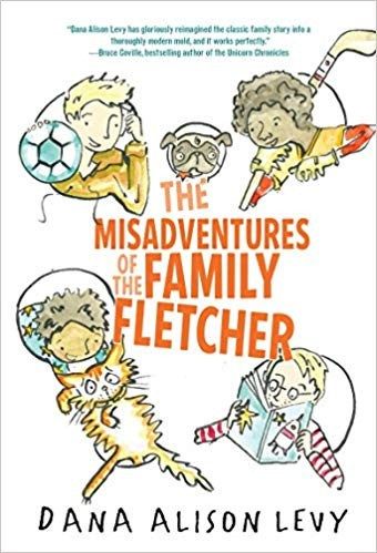 Misadventures of the Family Fletcher, Th