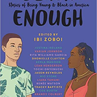 Black Enough - Stories of Being Young &