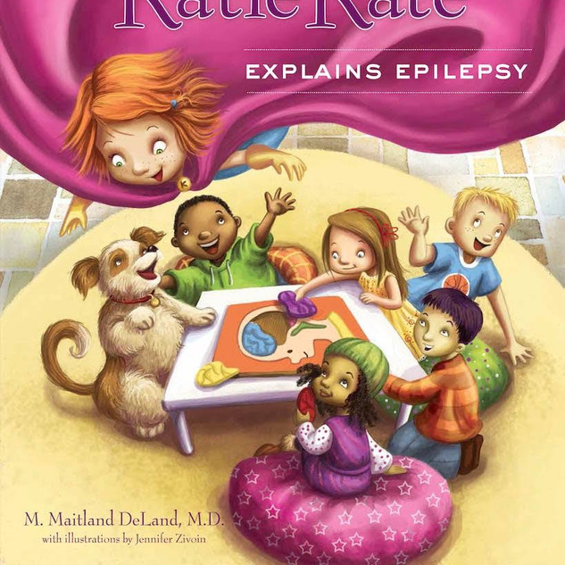 Epilepsy - The Great Katie Kate Explains