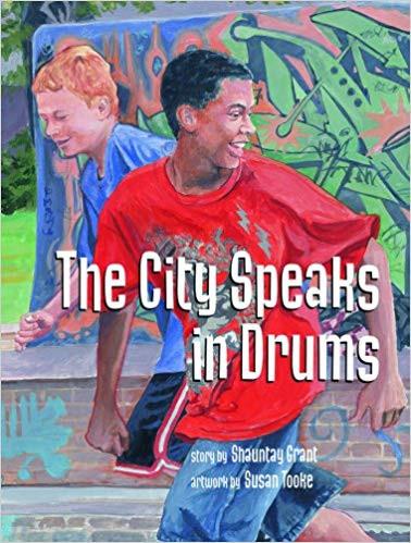 City Speaks In Drums