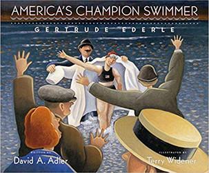 America's Champion Swimmer - Gertrude Ed