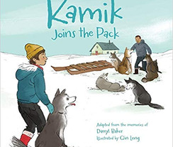 Kamik Joins the Pack