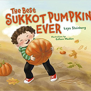 Judaism - Best Sukkot Pumpkin Ever, The.