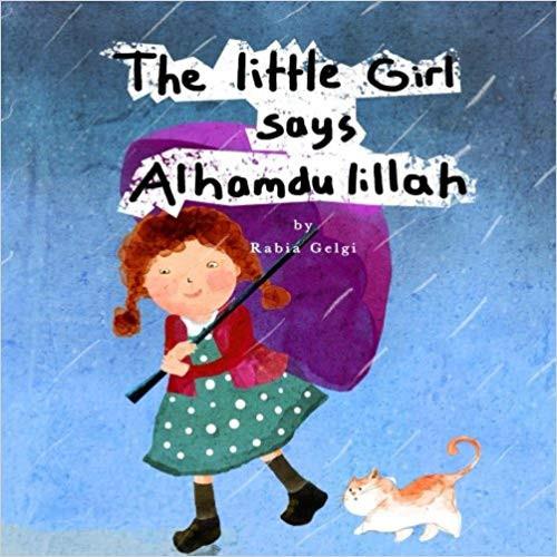 Islam - Little Girl says Alhamdulillah,