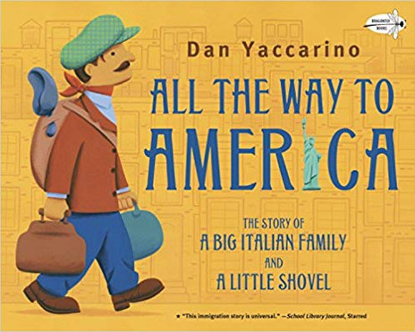 All the Way to America - The Story of a