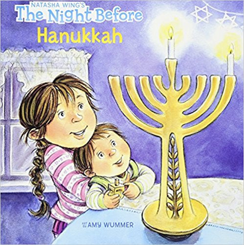 Judaism - Night Before Hanukkah, The.jpg
