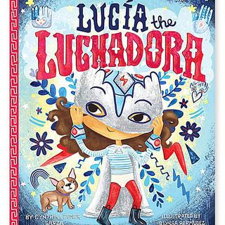 Mexico-Lucia and the Luchadora.jpeg
