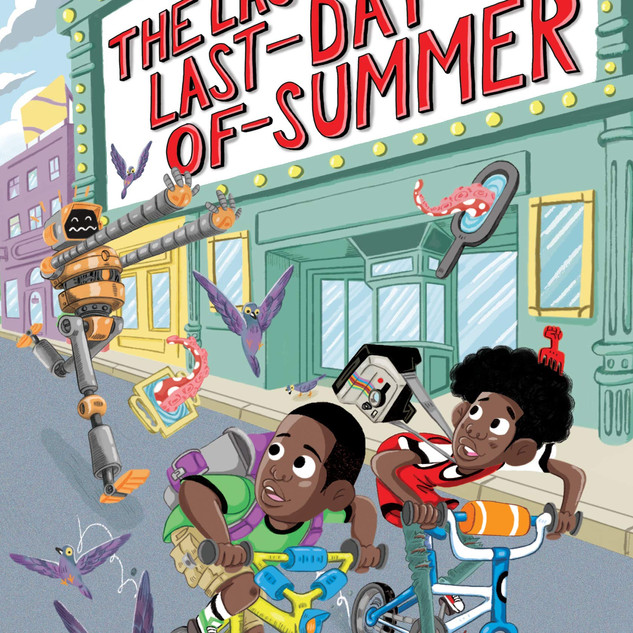 The Last-Last Day-of Summer