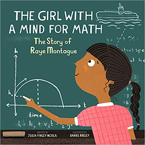 The Girl with a Mind for Math - The Stor