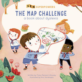 Dyslexia - SEN Superpowers- The Map Chal