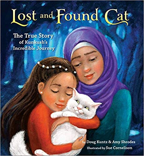 Lost and Found Cat - The True Story of K
