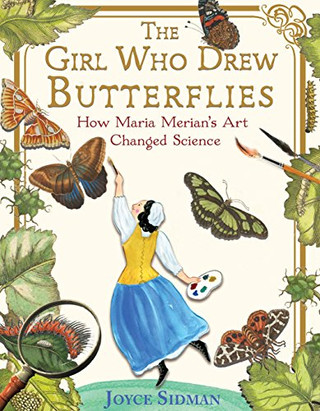 Girl Who Drew Butterflies, The - How Mar
