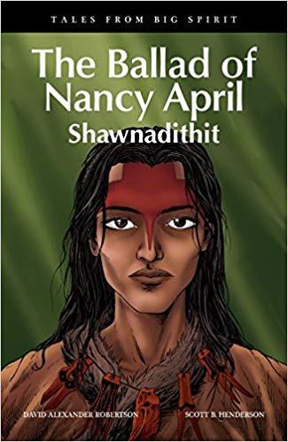 The Ballad of Nancy April - Shawnadithit