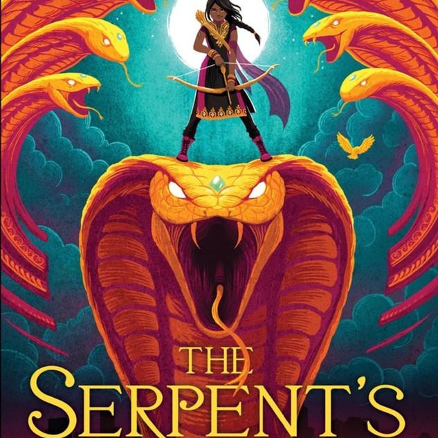 The Serpent's Secret_ Sayantani DasGupta