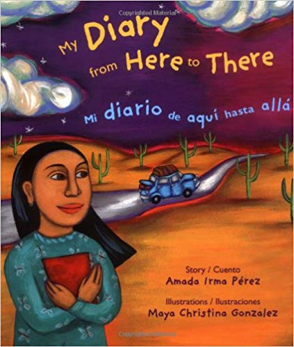My Diary From Here to There_Mi Diario De
