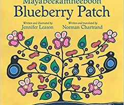 Blueberry Patch - Mayabeekamneeboon