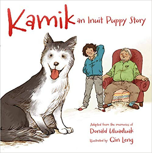 Kamik - An Inuit Puppy Story