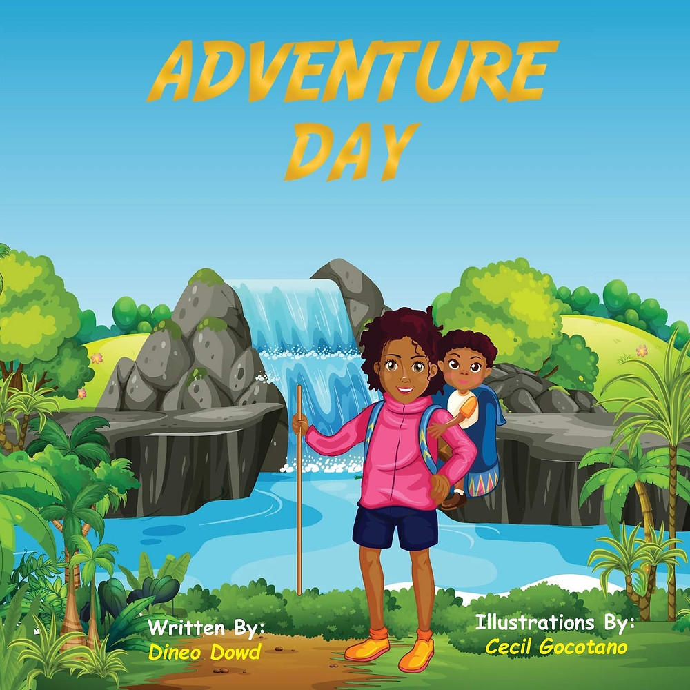 Adventure Day by Dineo Dowd