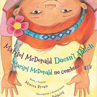 Marisol McDonald Doesn't Match - Marisol