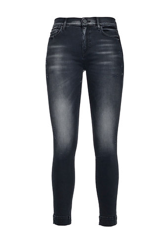 PINKO Jeans skinny in denim black