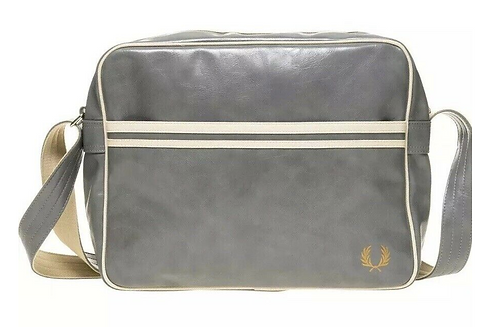 FRED PERRY Tracolla in PVC con zip