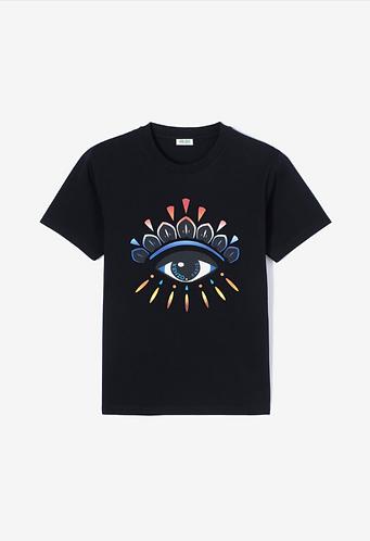 KENZO T-Shirt manica corta Gradient Eye