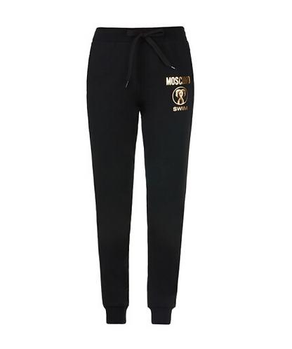 MOSCHINO Pantaloni Jogging con logo