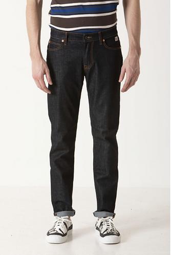 ROY ROGER'S Jeans asciutto lavaggio scuro