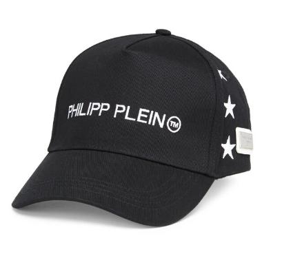PHILIPP PLEIN Cappello con ricamo