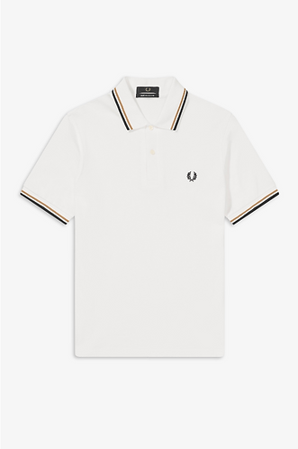 FRED PERRY Polo cotone
