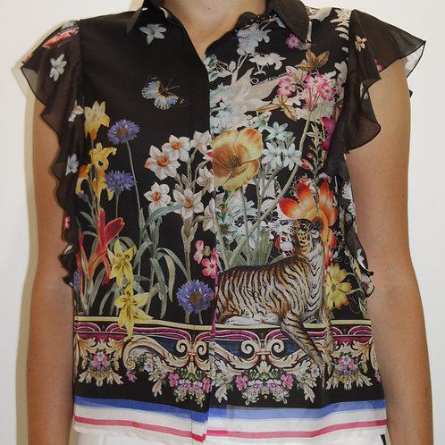CAVALLI CLASS Camicia smanicata