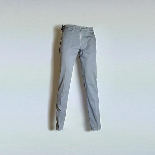 C+ Pantalone chinos in gabardina stretch