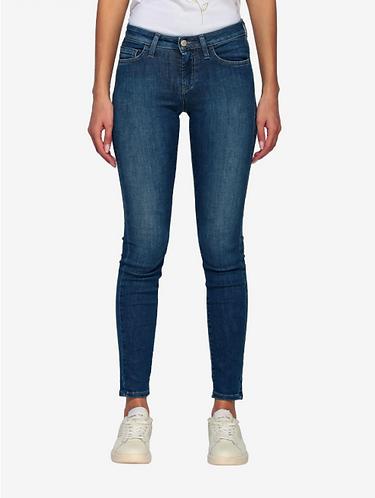 ROY ROGER'S Jeans elasticizzato lavaggio medio