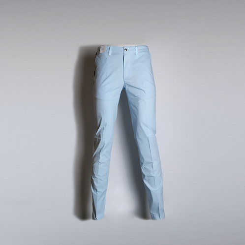 RE-HASH Pantalone chinos stone washed